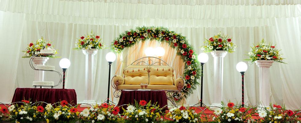 Latest stage decoration photos latest wedding stage decor punjabi stage decoration ideas latest decor junglespirit Images
